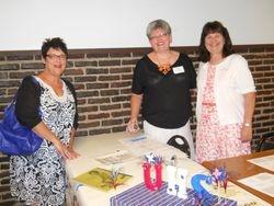 LeeAnne Morris Lee, Joan and Linda