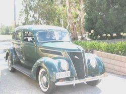1937 Sedan