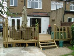 Garden refurbishment