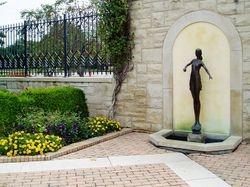 Entrance Fountain