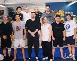 MMA training league