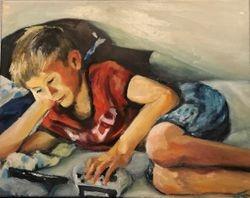 Teenage multitasking