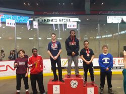 Ahmed Mohammed - 4th place at Juvenile Provincials 2017