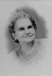 Sarah Edith (Hawn) Miller (1890-1967)