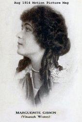 MARGUERITE GIBSON