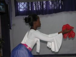 PP Day Life In The Word Church. OchoRios. St. Ann Dec. 2009