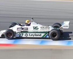 Race winning 1979 Williams FW 07