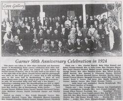 1924 Garner Family Reunion