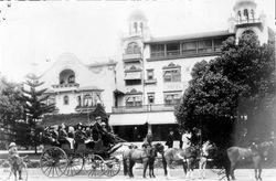HOLLYWOOD HOTEL, 1910