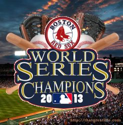 2013 Red Sox WS Champs