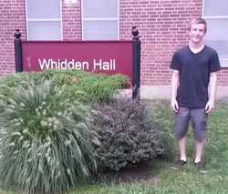 Kierran at McMaster University for Engineering
