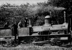 Shutt End. c1890s