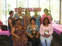 Author Patricia Neely Dorsey & Savvy Book Club