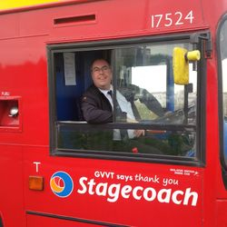 GVVT says Thank You Stagecoach for 17524.