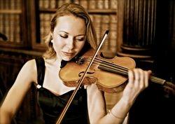 Dunja Lavrova - violin
