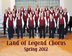 Land of Legend Chorus 2012