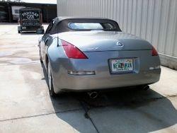 Rod C.---------Nissan 350Z