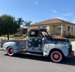 51.50 3100 chevy truck