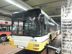 Gelenkbus MAN A23