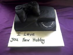 PS3 Cake