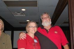 Sandy and Jim Lucas