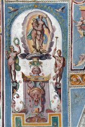 Pluto and Persephone, Villa Lante, Bagnaia, 1570s
