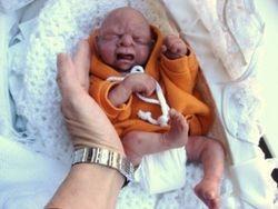 Micro Preemie SIMON...Adopted