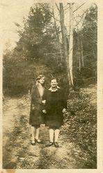 Hazel Biddle and Janet A. (Bratton) Norris