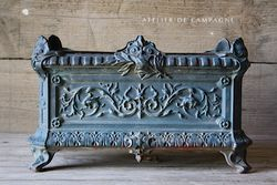 #29/259E FRENCH JARDINIERE TEAL