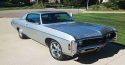 8.69 Chevrolet impala