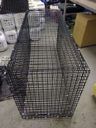 bespoke cage made for Ireland