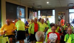 Yuma Arizona Seniors Bike Ride