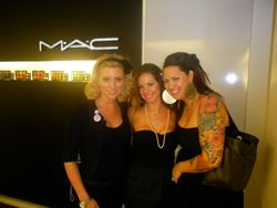 Working MAC Pro event, South Coast Plaza