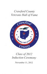 Crawford County Veterans HOF