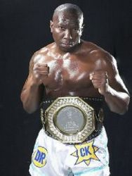 """Andre """"The Panther"""" Tete, Dutch MMA Champion"""