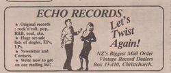 Echo Records Christchurch