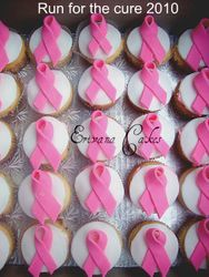 Run for the Cure Cup Cakes