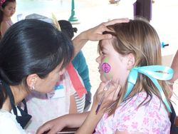 Girl Scouts Tea Party 2008