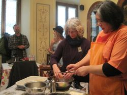 Cooking class with Chef Jeanette
