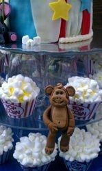 Fondant Animals & Cupcakes
