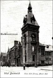 West Bromwich. c 1932.
