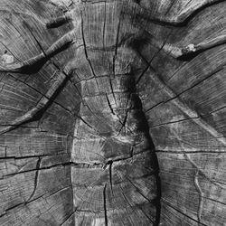 Dagenham B/W abstract photograph