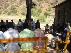 Diploma 2&3 in Kongwa Maji Community Participation discussion