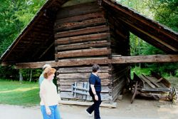 Smoke House in Cades Cove