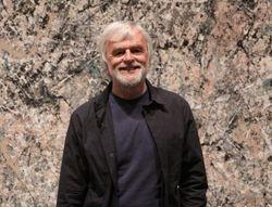 Tim Clark with Pollock's Lavendar Mist (Washington)
