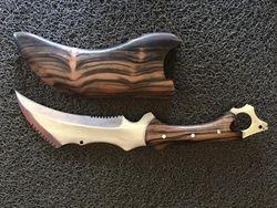 SKS Custom Made Karambit Knife