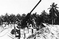 90mm Anti Aircraft Gun: