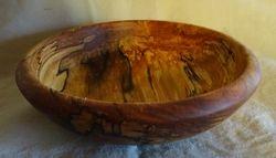 Spalted Birch #1822