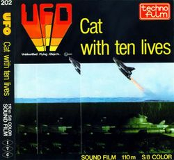 UFO - Cat With Ten Lives