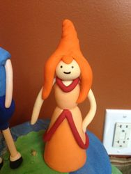 Flame Princess Adventure Time